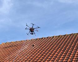 Vezilier Chauffage - vendin les bethune  - Démoussage par drone