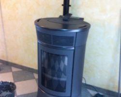 Vezilier Chauffage - Vendin Les Bethune - Quelques réalisations de poêles à pellets
