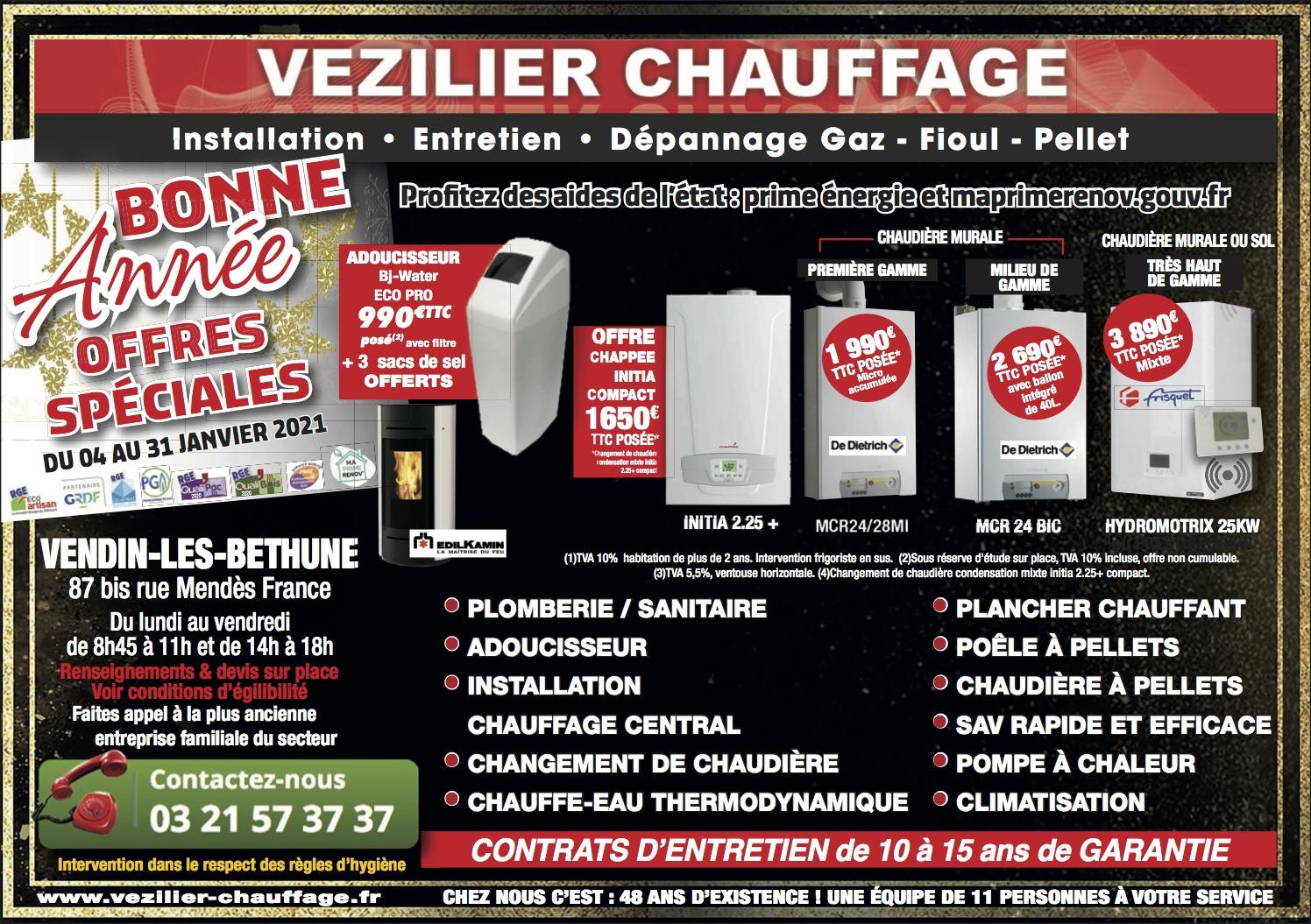 Super Promo chaudière HPE Condensation Chappée Initia compacte 25 mixte